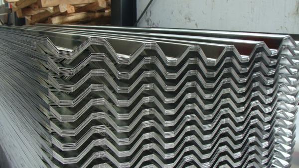 750型压型铝板