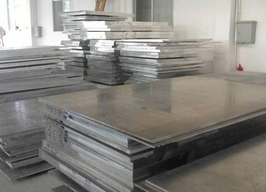 常用铝板规格表