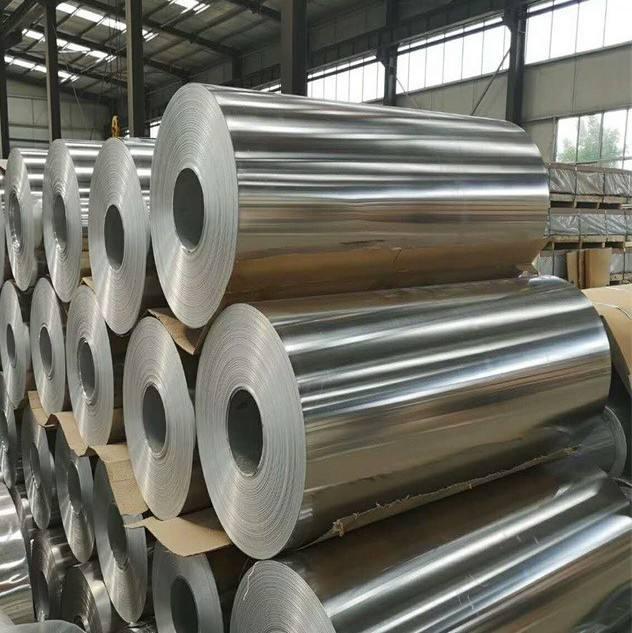 铝卷储存时怎样防止铝卷出现氧化?