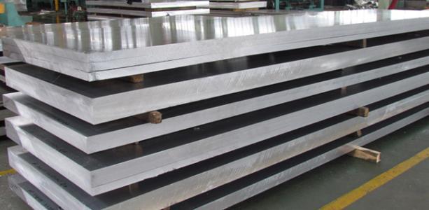 5052铝板表面出现黑斑是为什么?