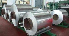 涂层铝卷生产工艺