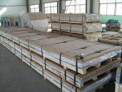 变形铝合金板生产工艺