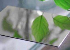 阳极氧化铝单板生产工艺流程